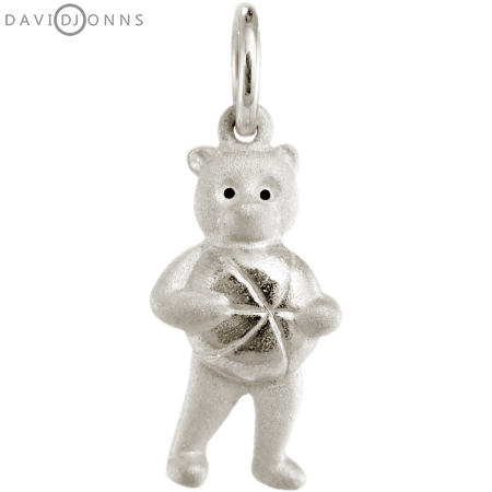 Teddy Bear & Ball Charm